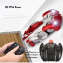 Infrared RC Radio Control Wall Climber Racing Racer Stunt Car Flash with LED Lights Zero Gravity 360° Rotation 4CH Wholesale