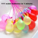rapid fill self-tied sealing magic bunch water balloons fight battle bombs kids toys games wholesale China
