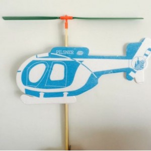 rubber band powered wind-up flying foam search rescue military police helicopter copter plane toy model