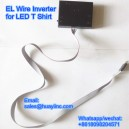 EL Wire Inverter for LED t shirts