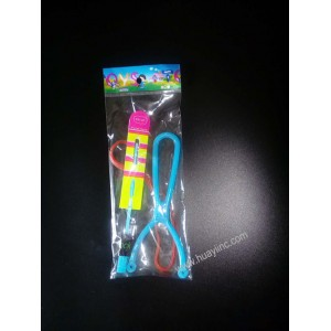 super glow new stripes wings Y style launcher LED copters