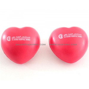 Red Heart Polyurethane Stress Reliever