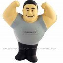 Muscle Man Polyurethane Stress Reliever