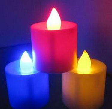 color changing candle led candle wholesale led battery candle led