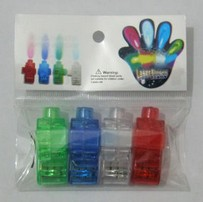laser finger beams 4pcs per opp bag