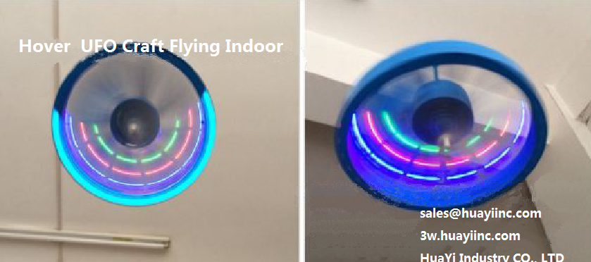 motion sensing magic ufo toy indoor flying effect