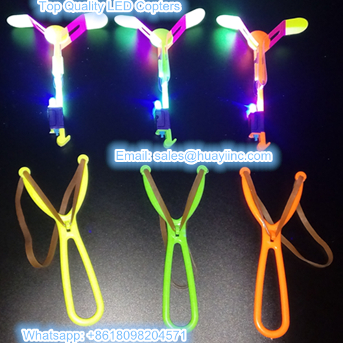 top quality wishbone led copters toy